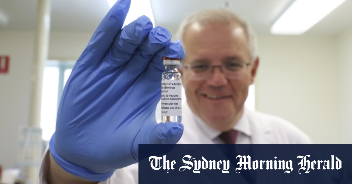 100000 Australians vaccinated as more COVID-19 vaccine doses arrive – Sydney Morning Herald