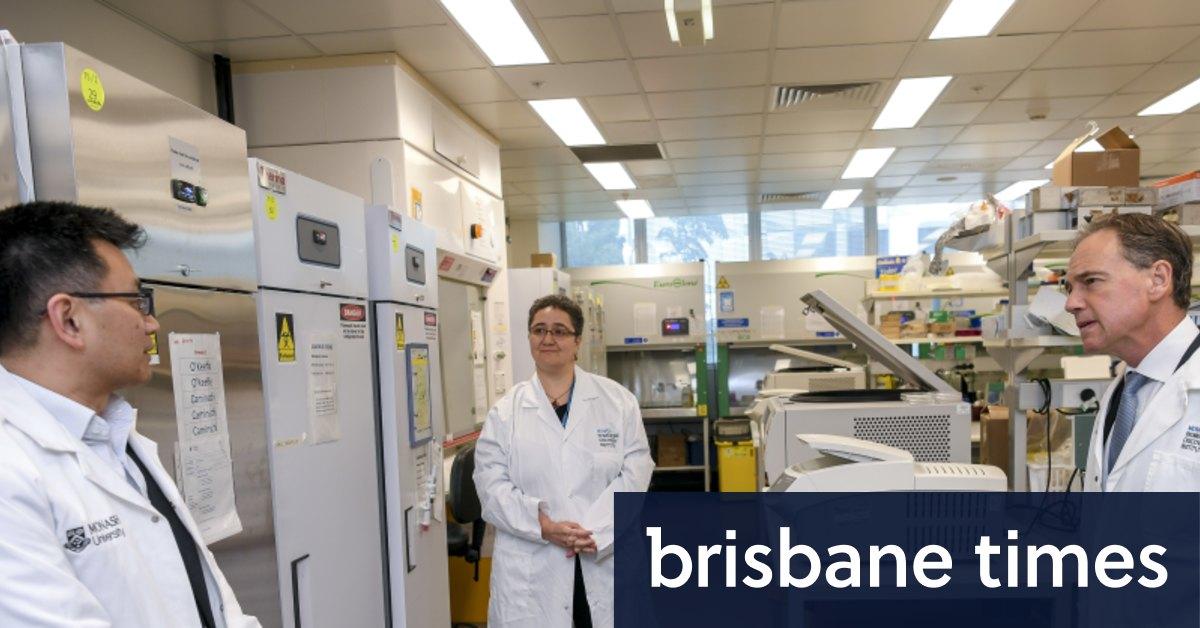 Fresh twist in story of Australia's first mRNA vaccine