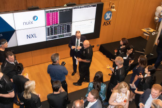 Nuix launched on the ASX in December 2020. Shares have fallen from a peak of almost $12 to close at just $3.47 last week.
