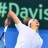 Emotions and resistance running hot ahead of Davis Cup vote