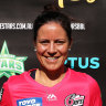 Kapp claims hat-trick as Sixers thump Stars