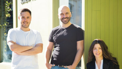 Sydney couple launch 'Google for fashion' startup