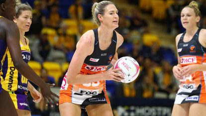 Bassett joins NSW Swifts for training ahead of Constellation Cup
