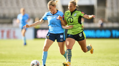 Ally Green wondergoal puts Sydney FC into the W-League grand final