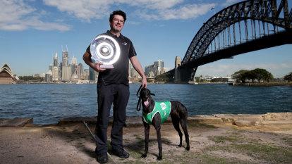 First million-dollar winner Chasing 'dream' final berth again