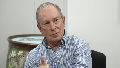 Billionaire Bloomberg granted financial disclosure delay