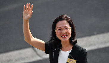 Gladys Liu has won the Melbourne seat of Chisholm, giving Scott Morrison the 76 seats he needs for a Parliamentary majority.