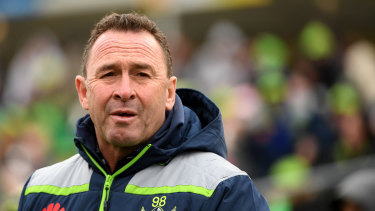 Raiders coach Ricky Stuart will consider sending his players to acting classes.