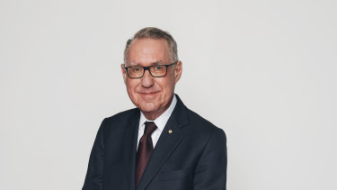 UNSW chancellor David Gonski is bullish on universities post-pandemic future.