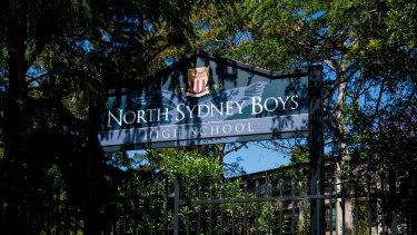 North Sydney Boys High School.