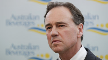 Health Minister Greg Hunt says the opt-out rate for My Health Record is as expected.