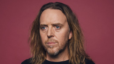 Tim Minchin is using the forced isolation to create new work.