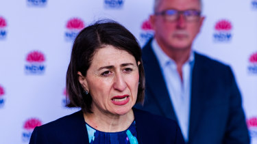 Premier Gladys Berejiklian has pleaded for higher testing rate as the state records five new local cases.