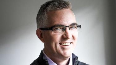 Insiders presenter David Speers.