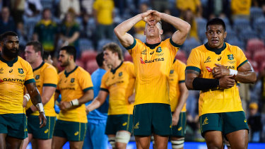 Rugby Australia's poor financial position is cause for genuine concern.