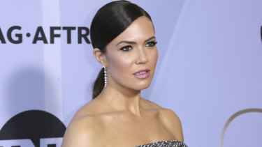"""Mandy Moore has described her marriage to the musician as """"psychologically abusive""""."""