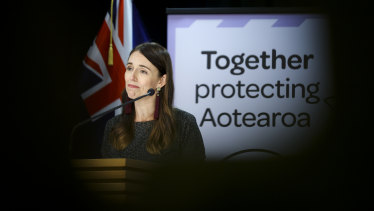 New Zealand Prime Minister Jacinda Ardern announced the travel bubble will commence in two weeks.