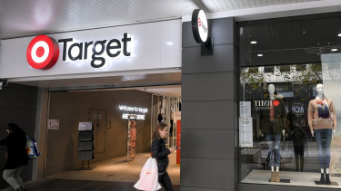 Wesfarmers has drawn the ire of Nationals deputy David Littleproud, who slammed the company for choosing to shut 50 regional Target locations.