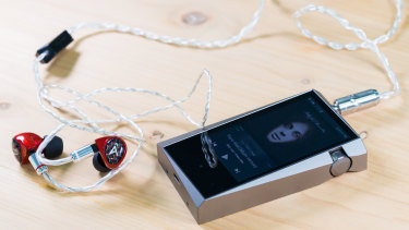 The SR15 is Astell&Kern's most affordable dedicated music player, coming in at $850.