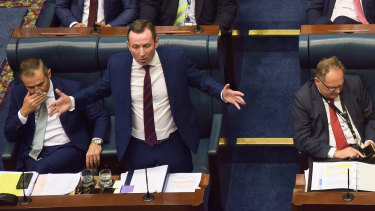 WA Parliament Question Time.
