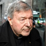 Cardinal George Pell, pictured in 2017.