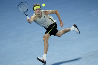 Alexander Zverev, who was knocked out of the Australian Open on Tuesday night, agreed with Djokovic's stance.