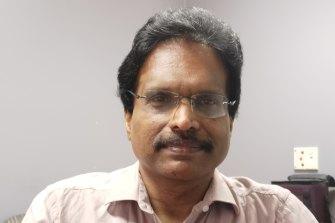 Dr Prassanan Ponganamparambile.