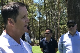 Labor's Caloundra MP Jason Hunt speaks about voluntary assisted dying in Brisbane after Labor's election win.
