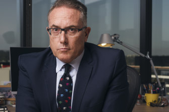 Foxtel CEO Patrick Delany is offering aggressive enticements to customers.