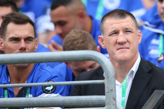 Paul Gallen got an insight into what the players would face living in isolation together while on an eight-week 2013 World Cup campaign.