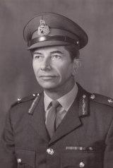 Gordon Maitland in 1975.