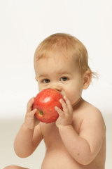Start children on the right path from an early age for healthy teeth.