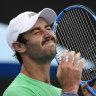 Isner takes down Aussie Jordan Thompson in NY