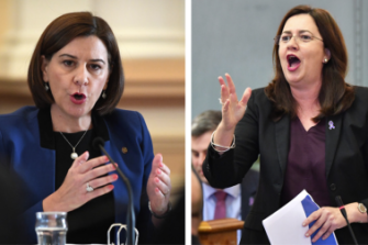 No other state has had a female premier and female opposition leader at the same time.