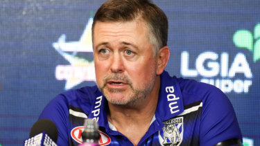 Pay day: Dean Pay's new deal with the Bulldogs came out of the blue.