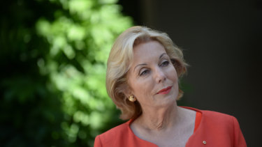 Ita Buttrose was a finalist for Australian of the Year.