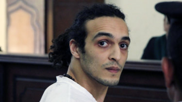 The case involves Egyptian photojournalist Mahmoud Abu Zeid, who was arrested for taking photos at the Rabaa massacre.