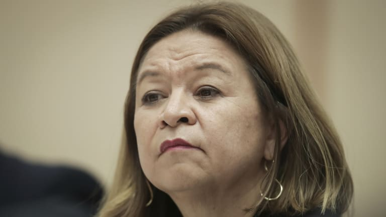 ABC managing director Michelle Guthrie has been axed from the public broadcaster.