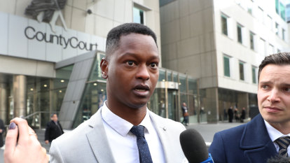 Teary Nelly Yoa walks free after judge drops serial liar's jail term