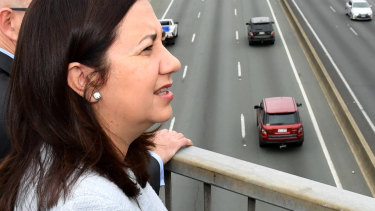 Are we there yet? Queensland voters are yet to hear if the state election is on the horizon.