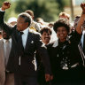 From the Archives, 1990: Nelson Mandela walks free