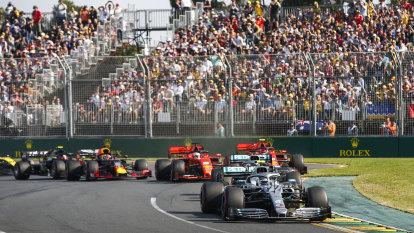 New target date for Australian Grand Prix: November 21