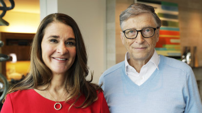 Bill and Melinda Gates are parting ways, but they're not alone