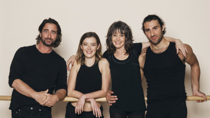 Dancing with the stars, the past and present of Sydney Dance Company