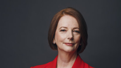 Patchy, underfunded: Gillard urges businesses to step up on mental health