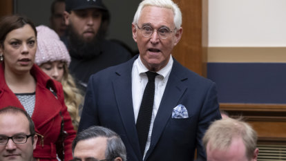 Roger Stone sorry for posting ominous photo of judge overseeing his case