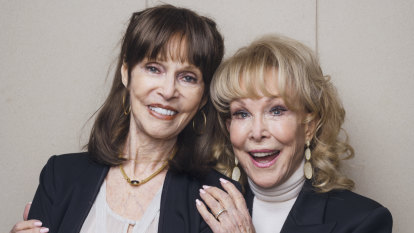 When Jeannie met Agent 99: Barbara Eden and Barbara Feldon on their iconic TV roles