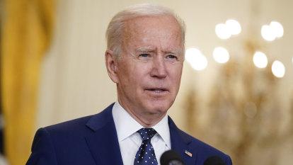 'Insufficient': Biden administration criticises Australia on climate