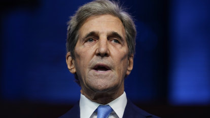 John Kerry: the man who could force Morrison's climate hand