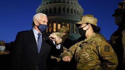 DC locks down, Delta bans guns, prepares no-fly list ahead of inauguration